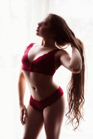 Maylia escort girls in Bergenfield, sex parties